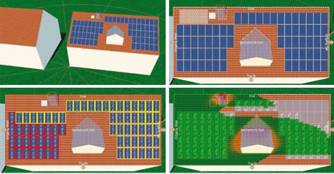 erste schritte zu einer pv anlage klein neue energien. Black Bedroom Furniture Sets. Home Design Ideas